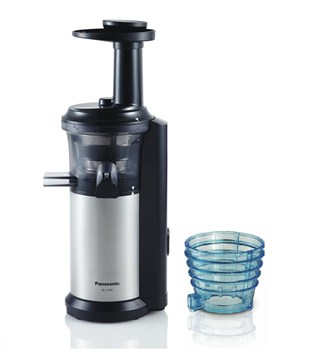 Panasonic Slow Juicer Stainless Steel : MJ-L500 - Slow Juicer