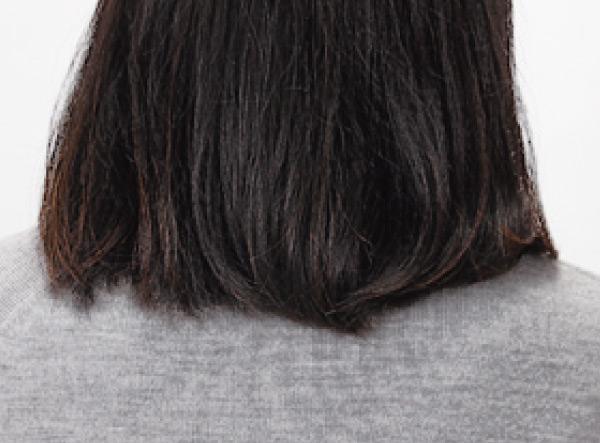 Natural Hair Product Storage